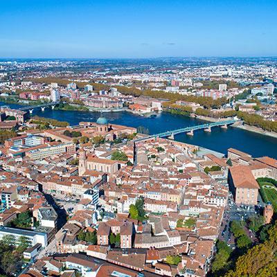 Toulouse vue